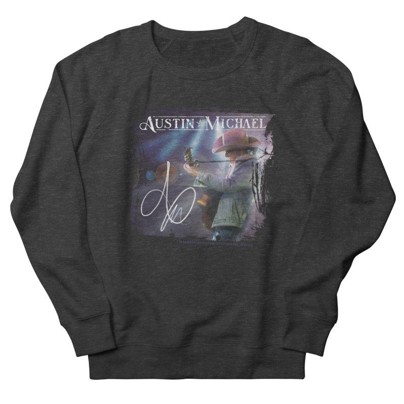 Austin Michael Concert Lights Women's French Terry Sweatshirt by austinmichaelus's Artist Shop