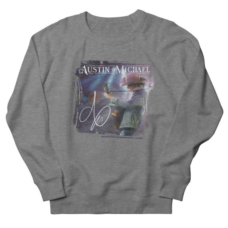 Austin Michael Concert Lights Men's French Terry Sweatshirt by austinmichaelus's Artist Shop