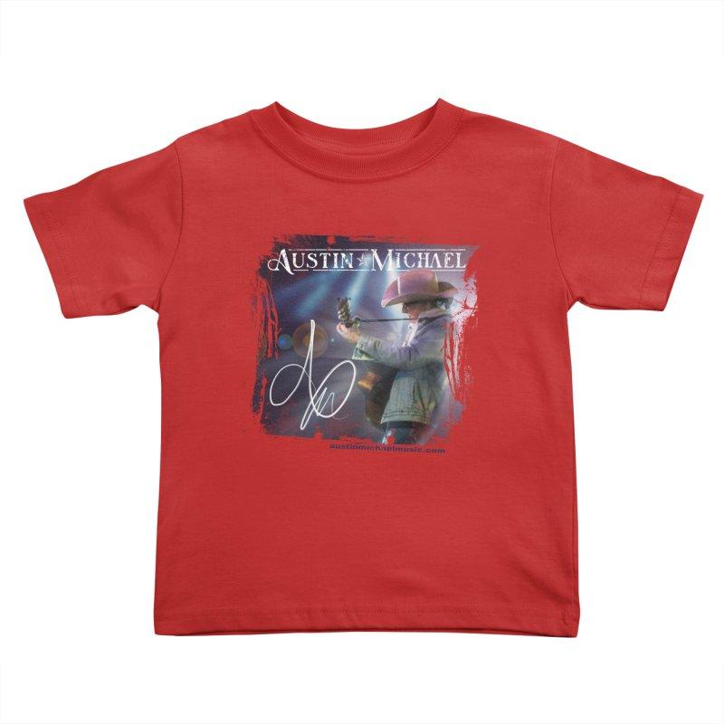 Austin Michael Concert Lights Kids Toddler T-Shirt by austinmichaelus's Artist Shop