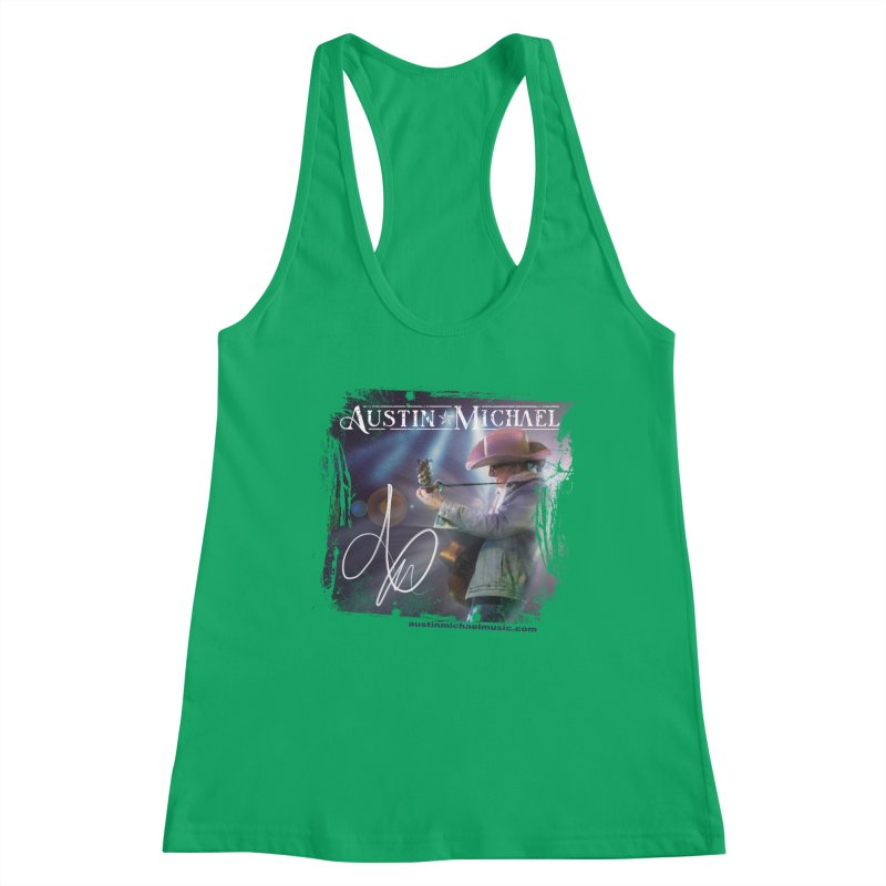Austin Michael Concert Lights Women's Tank by austinmichaelus's Artist Shop