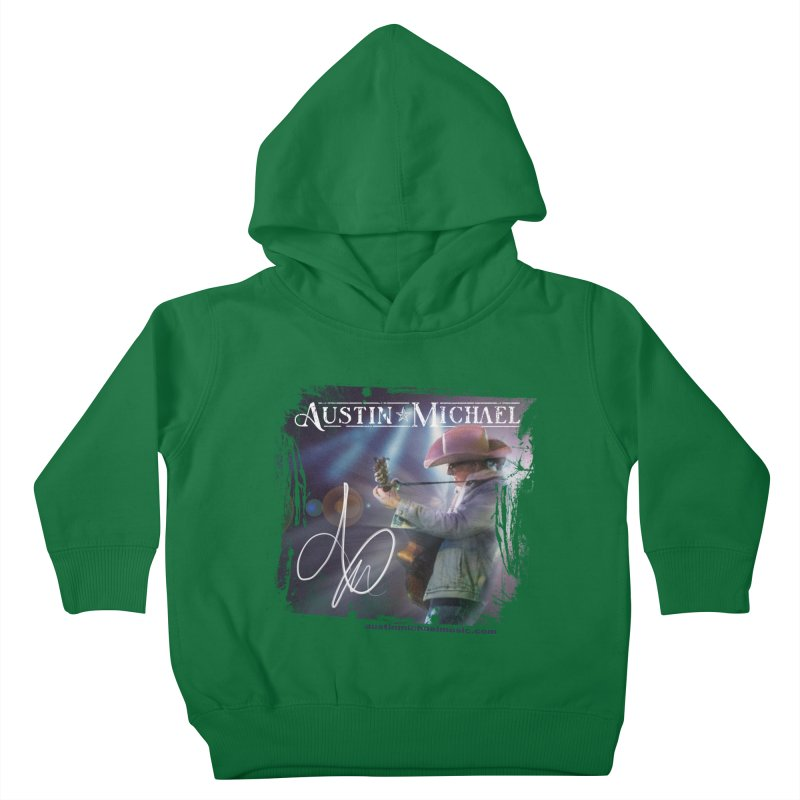 Austin Michael Concert Lights Kids Toddler Pullover Hoody by austinmichaelus's Artist Shop