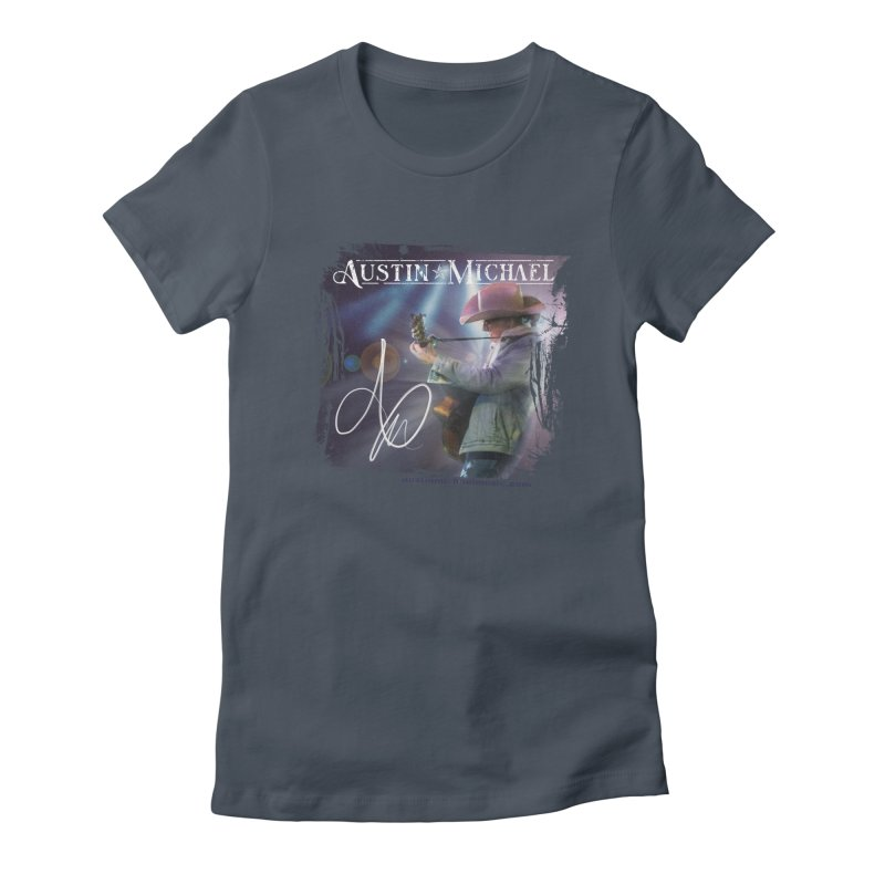 Austin Michael Concert Lights Women's T-Shirt by austinmichaelus's Artist Shop