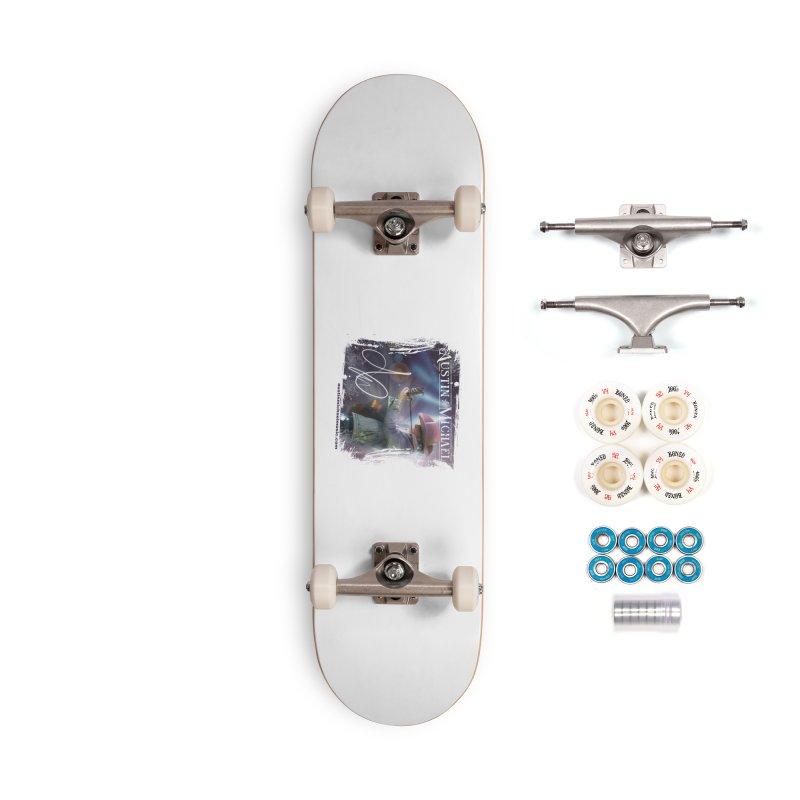 Austin Michael Concert Lights Accessories Complete - Premium Skateboard by austinmichaelus's Artist Shop