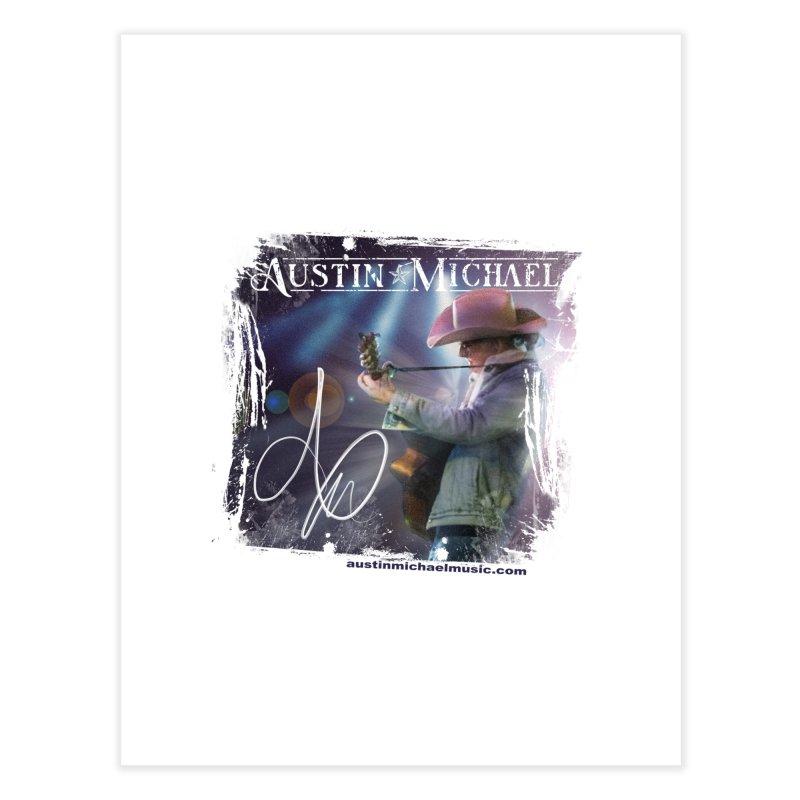 Austin Michael Concert Lights Home Fine Art Print by austinmichaelus's Artist Shop