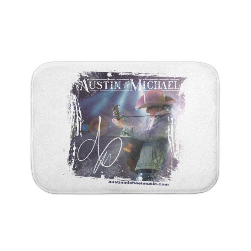 Austin Michael Concert Lights Home Bath Mat by austinmichaelus's Artist Shop