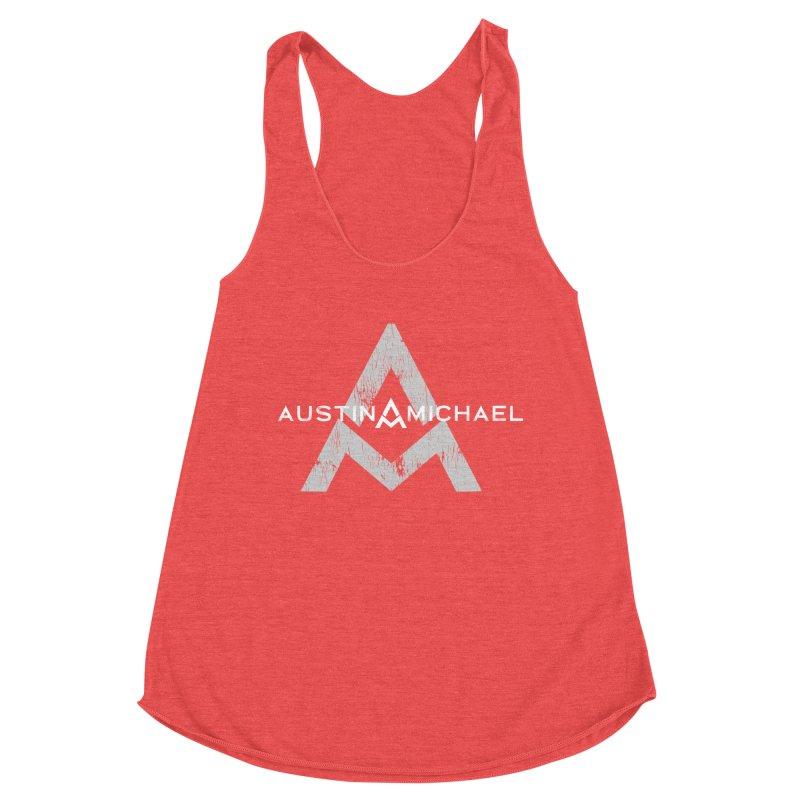 Austin Michael - New Logo Dark Colors Women's Tank by austinmichaelus's Artist Shop