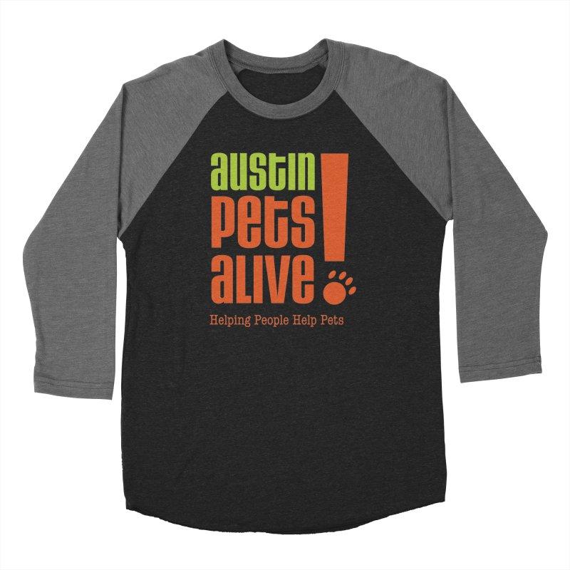 Austin Pets Alive! Women's Longsleeve T-Shirt by Austin Pets Alive's Artist Shop