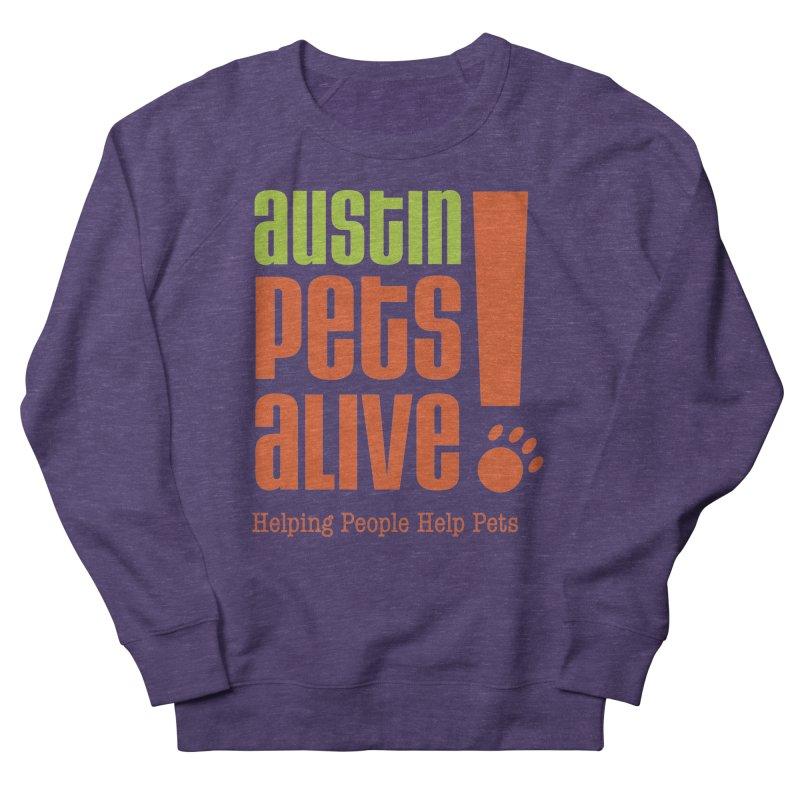 Austin Pets Alive! Men's Sweatshirt by Austin Pets Alive's Artist Shop
