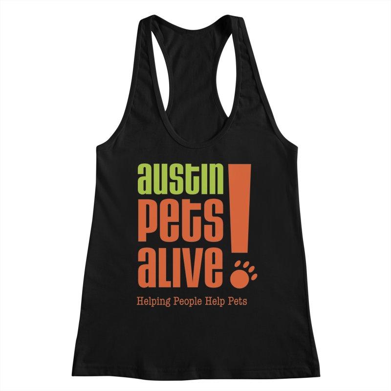 Austin Pets Alive! Women's Tank by Austin Pets Alive's Artist Shop