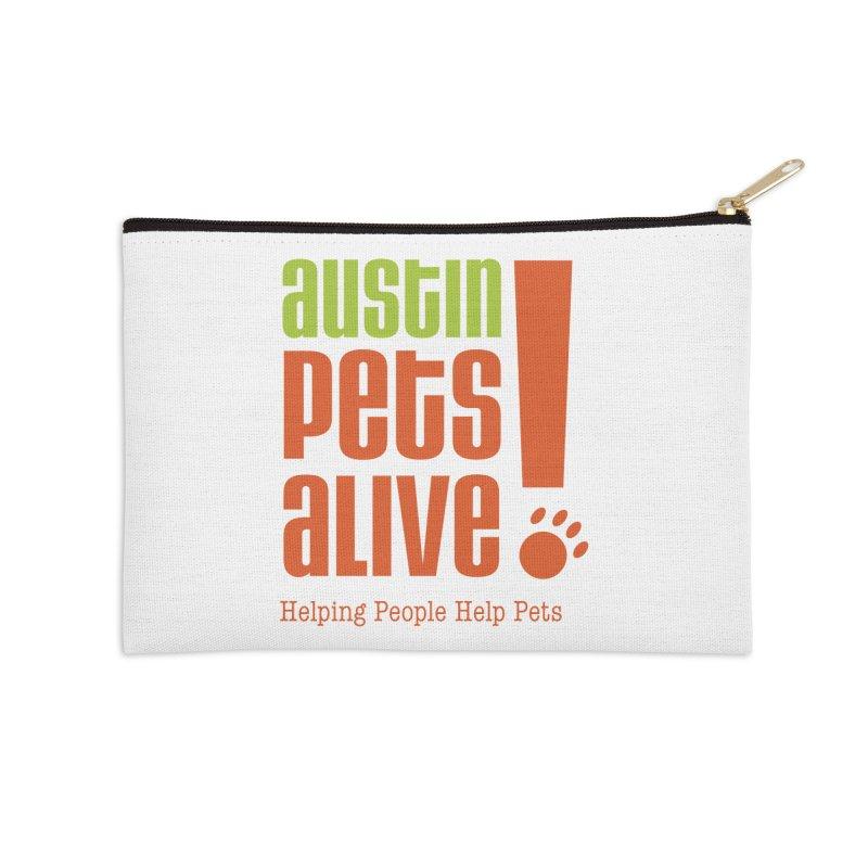 Austin Pets Alive! Accessories Zip Pouch by Austin Pets Alive's Artist Shop