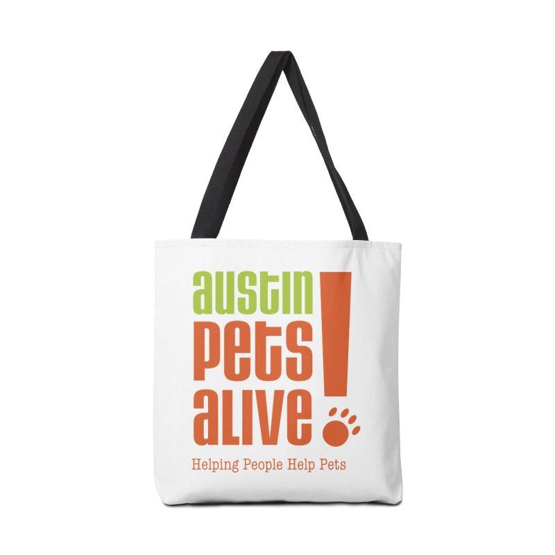 Austin Pets Alive! Accessories Bag by Austin Pets Alive's Artist Shop