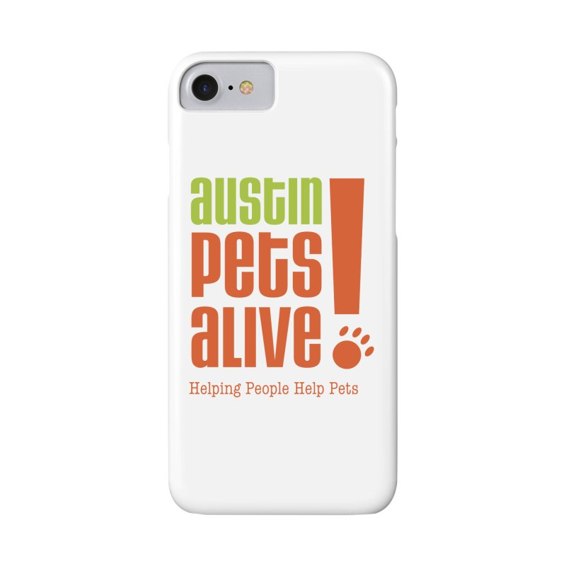 Austin Pets Alive! Accessories Phone Case by Austin Pets Alive's Artist Shop