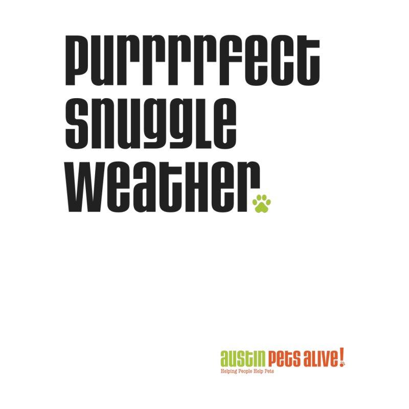 Purrrrfect Snuggle Weather by austinpetsalive's Artist Shop