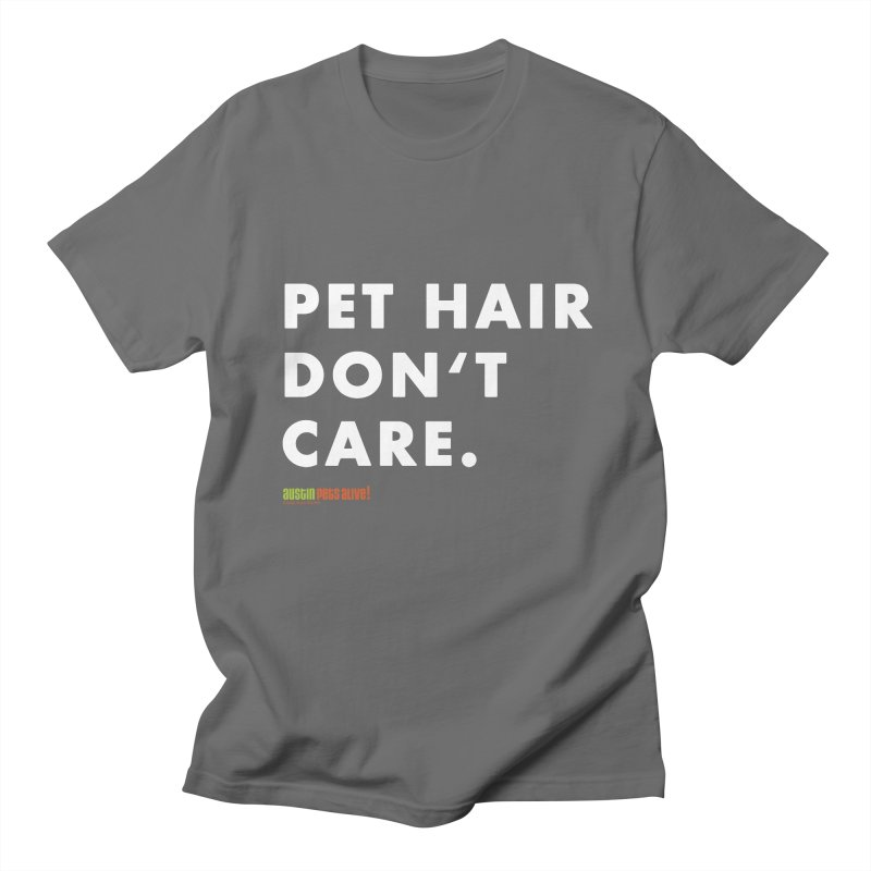 Pet Hair Don't Care Men's Lounge Pants by austinpetsalive's Artist Shop