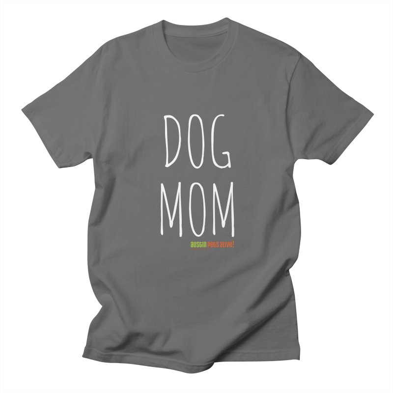 Dog Mom Men's Lounge Pants by austinpetsalive's Artist Shop