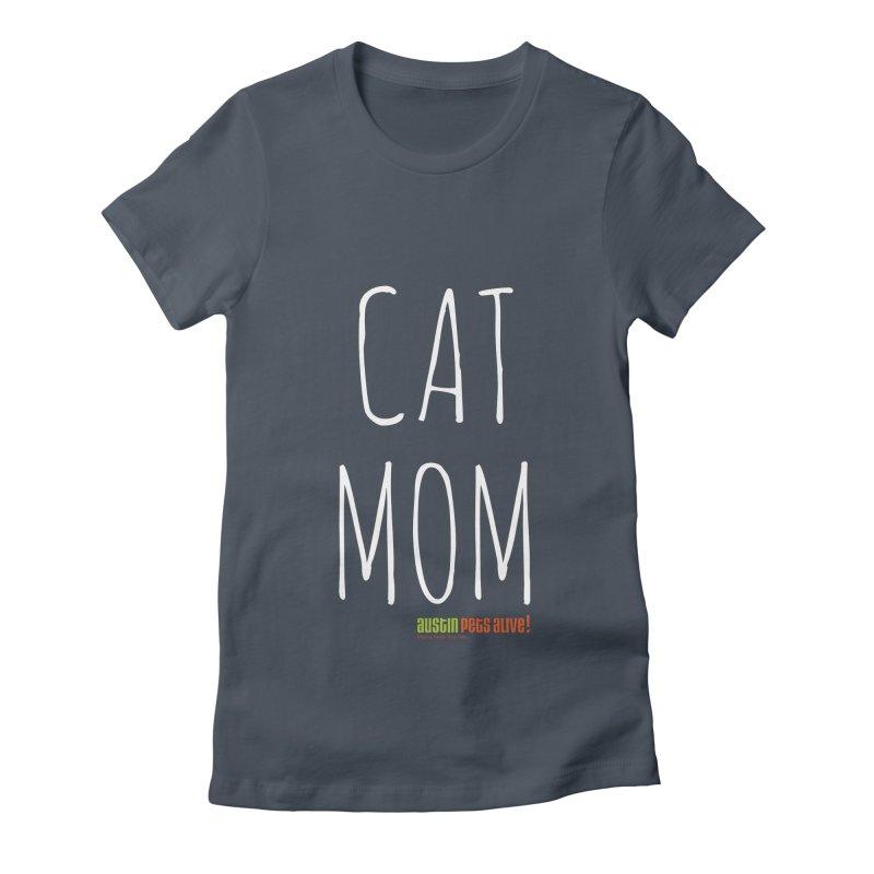 Cat Mom Women's Lounge Pants by austinpetsalive's Artist Shop