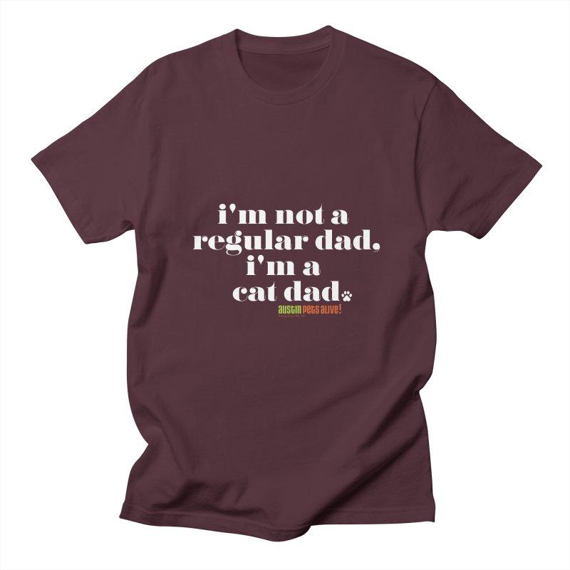 I'm a Cat Dad Men's T-Shirt by Austin Pets Alive's Artist Shop