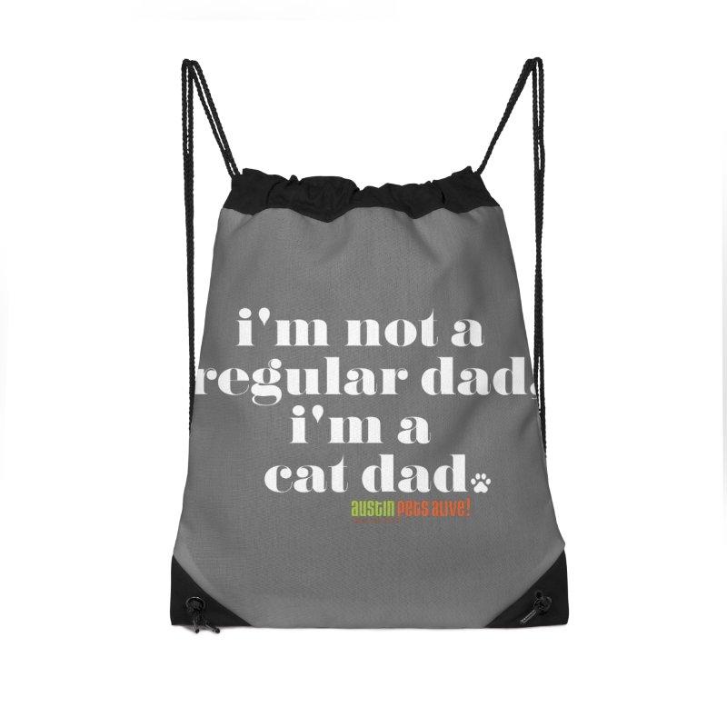 I'm a Cat Dad Accessories Bag by Austin Pets Alive's Artist Shop