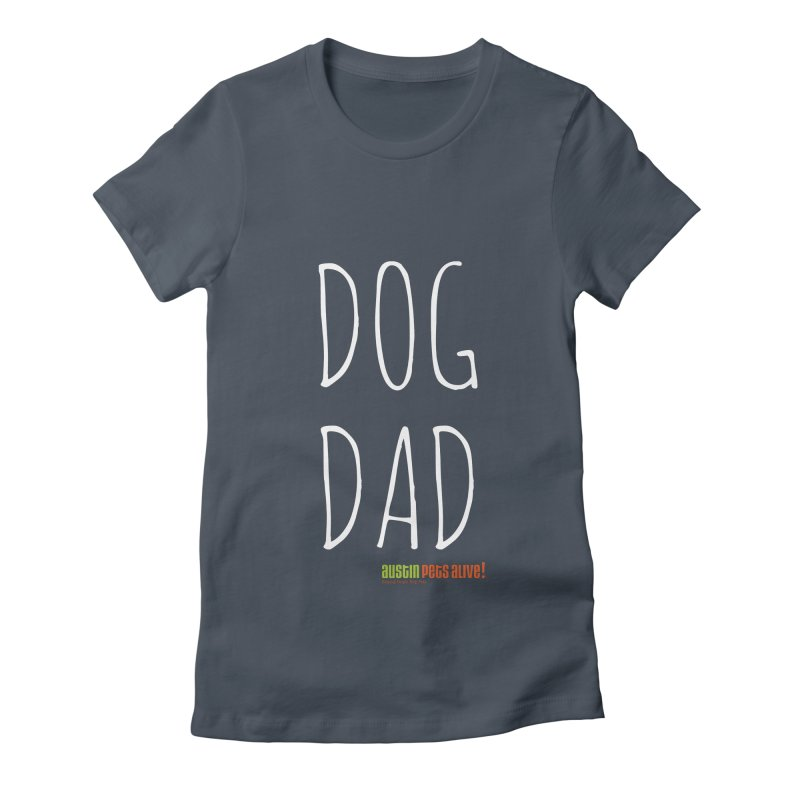 Dog Dad Women's Lounge Pants by austinpetsalive's Artist Shop