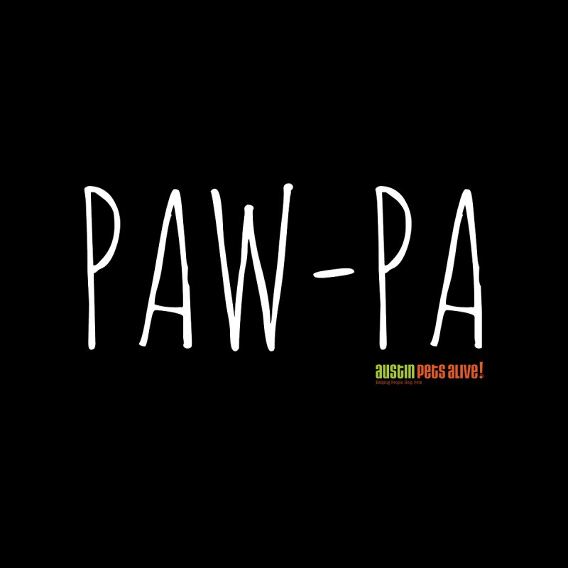 Paw-Pa Women's V-Neck by Austin Pets Alive's Artist Shop