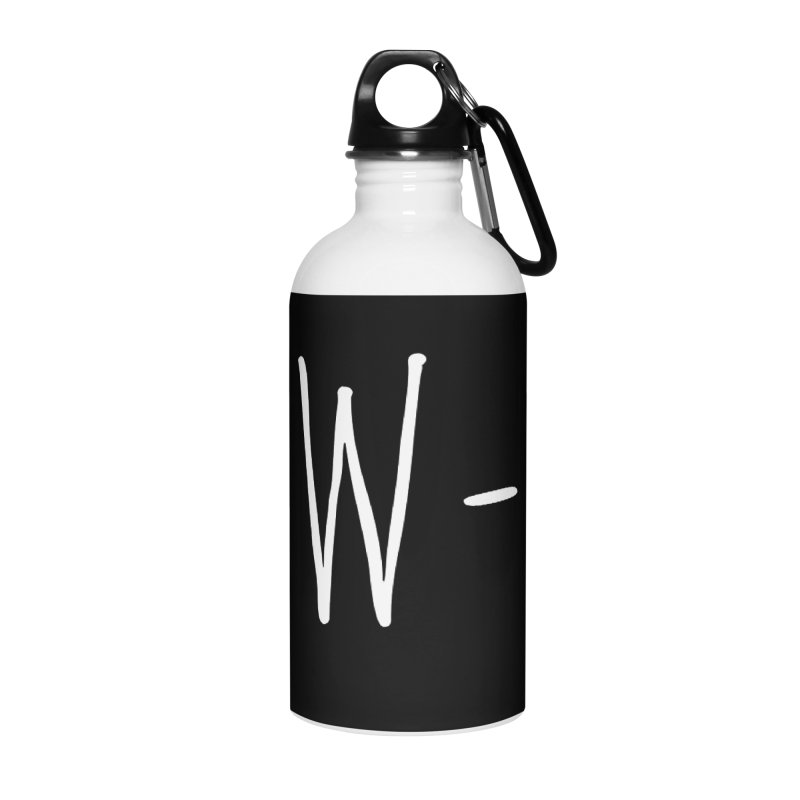 Paw-Pa Accessories Water Bottle by austinpetsalive's Artist Shop