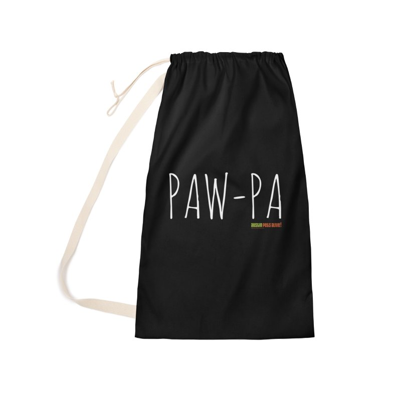 Paw-Pa Accessories Bag by Austin Pets Alive's Artist Shop