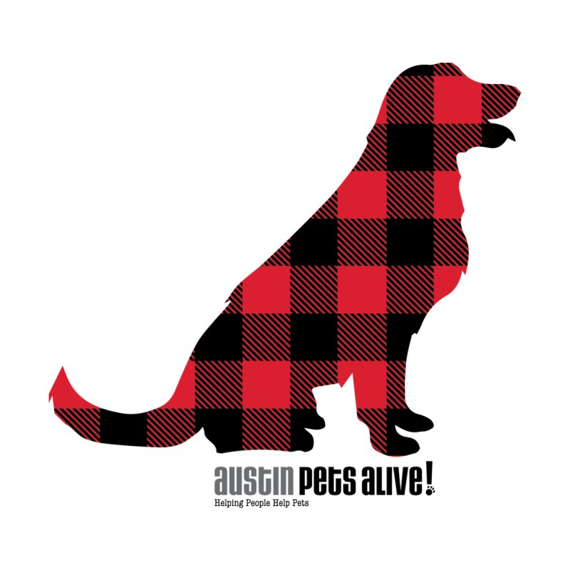 Dog in Plaid by austinpetsalive's Artist Shop
