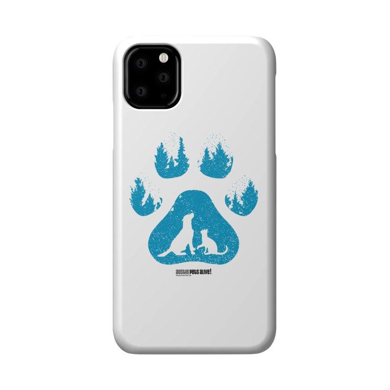 Forest Paw Accessories Phone Case by Austin Pets Alive's Artist Shop