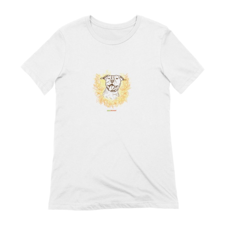 Ray of Sunshine Women's Extra Soft T-Shirt by Austin Pets Alive's Artist Shop