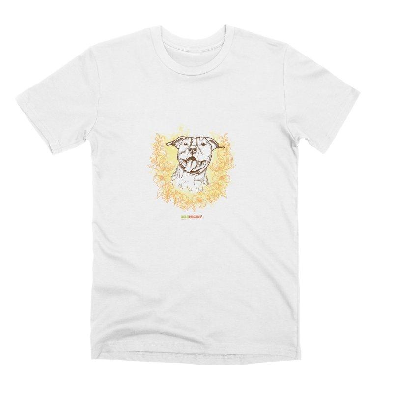 Ray of Sunshine Men's Premium T-Shirt by Austin Pets Alive's Artist Shop