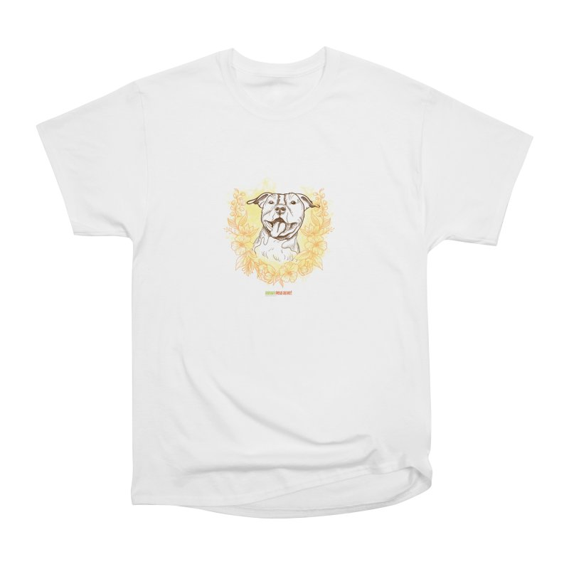 Ray of Sunshine Men's Heavyweight T-Shirt by Austin Pets Alive's Artist Shop