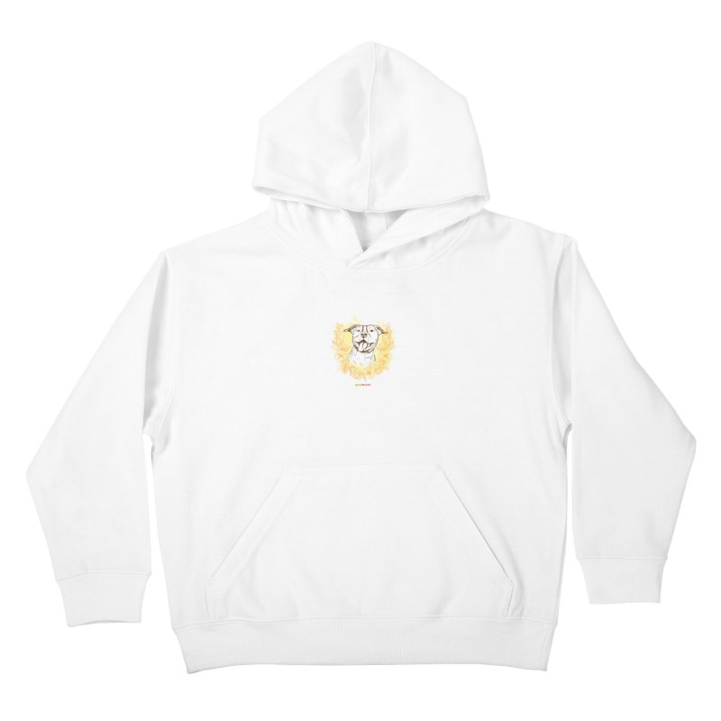 Ray of Sunshine Kids Pullover Hoody by Austin Pets Alive's Artist Shop