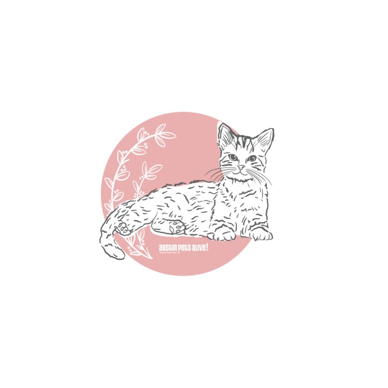 Pretty in Pink Home Fine Art Print by Austin Pets Alive's Artist Shop