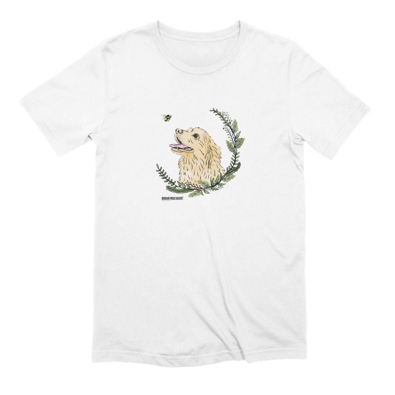 Dog Days Men's Extra Soft T-Shirt by Austin Pets Alive's Artist Shop