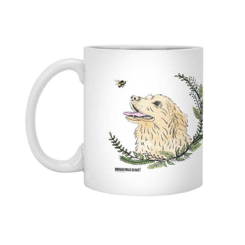Dog Days Accessories Mug by Austin Pets Alive's Artist Shop