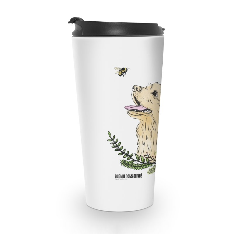 Dog Days Accessories Travel Mug by Austin Pets Alive's Artist Shop