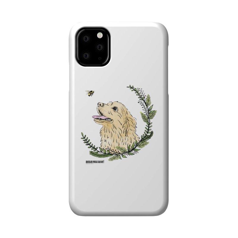 Dog Days Accessories Phone Case by Austin Pets Alive's Artist Shop