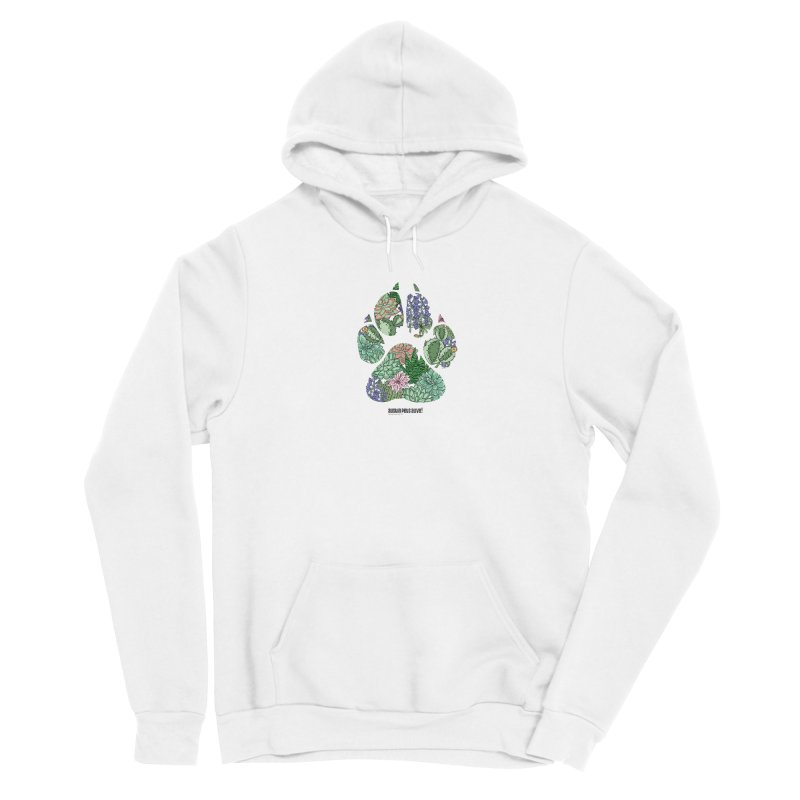 Flower Power Men's Pullover Hoody by Austin Pets Alive's Artist Shop
