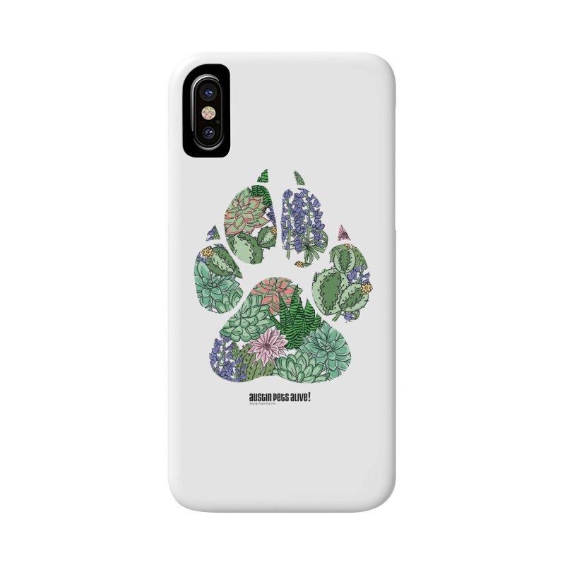 Flower Power Accessories Phone Case by Austin Pets Alive's Artist Shop