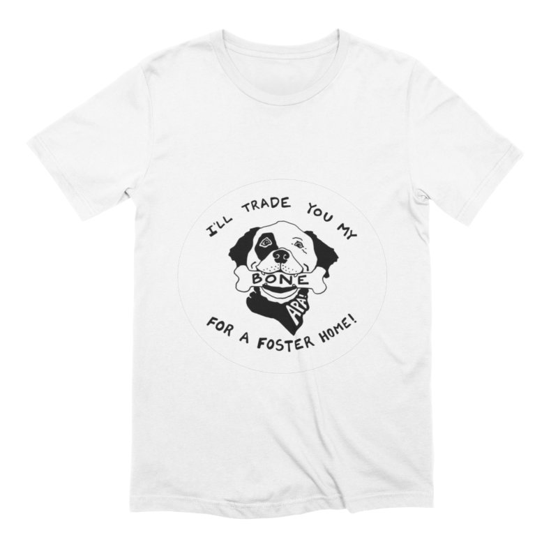 For the Love of Fostering Men's Extra Soft T-Shirt by Austin Pets Alive's Artist Shop