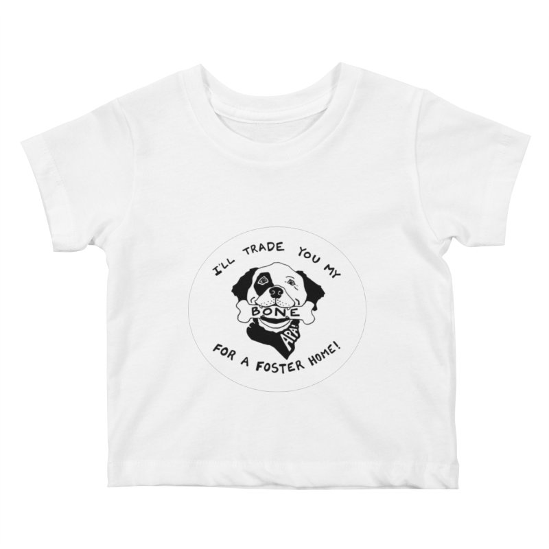 For the Love of Fostering Kids Baby T-Shirt by Austin Pets Alive's Artist Shop