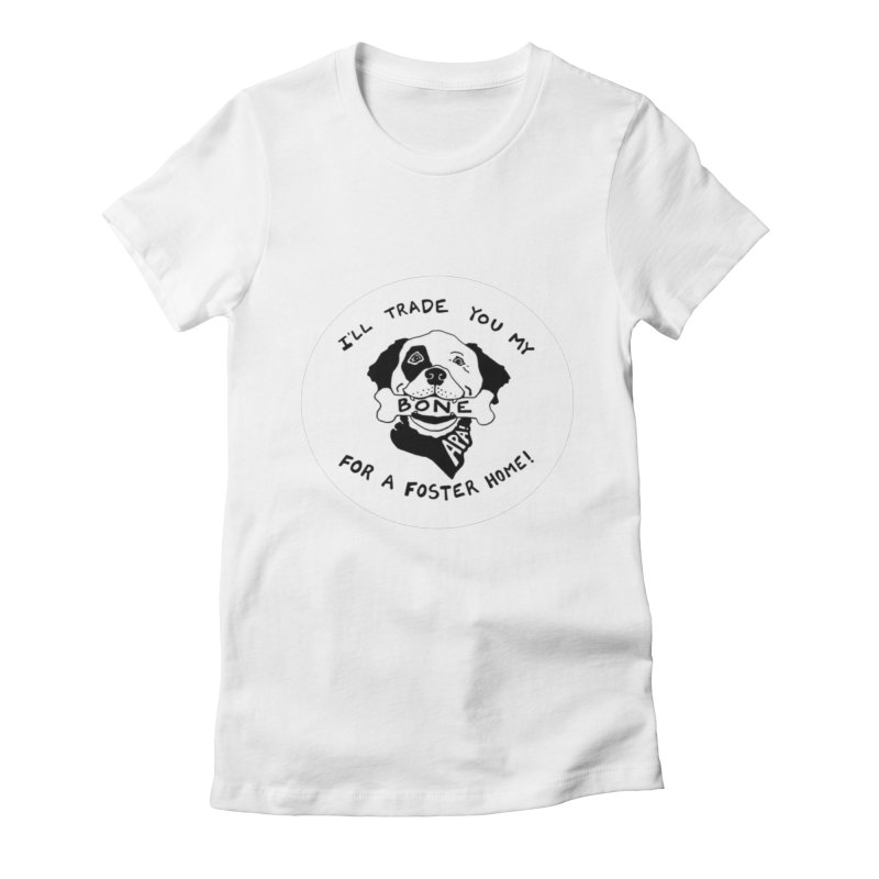 For the Love of Fostering Women's T-Shirt by Austin Pets Alive's Artist Shop