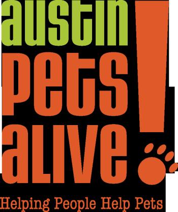 Austin Pets Alive's Artist Shop Logo