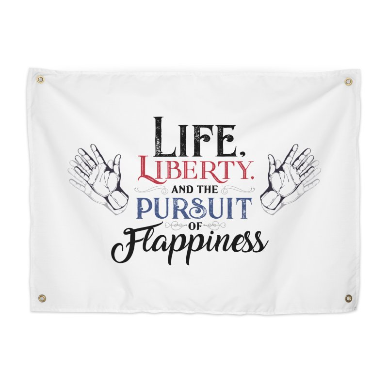 Pursuit of Flappiness Home Tapestry by Autistic Self Advocacy Network Shop