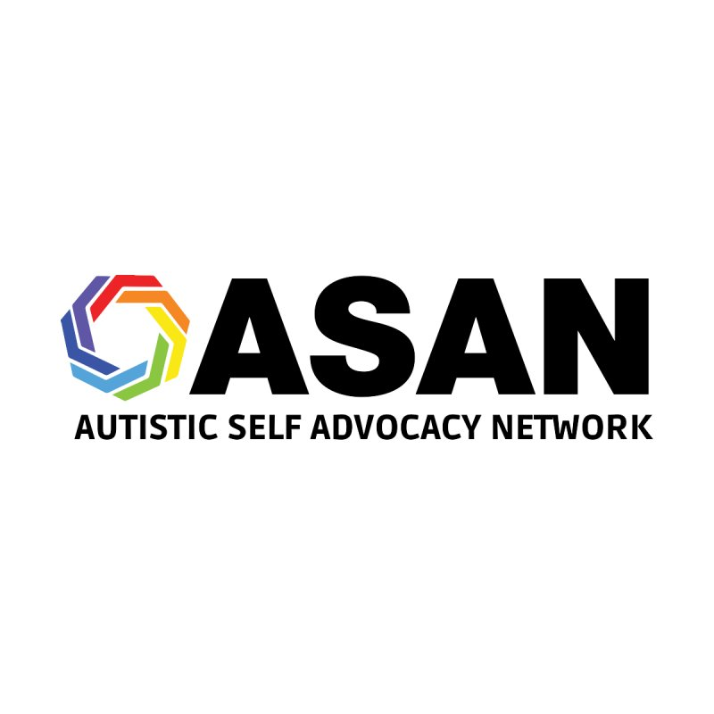 Horizontal Logo by Autistic Self Advocacy Network Shop