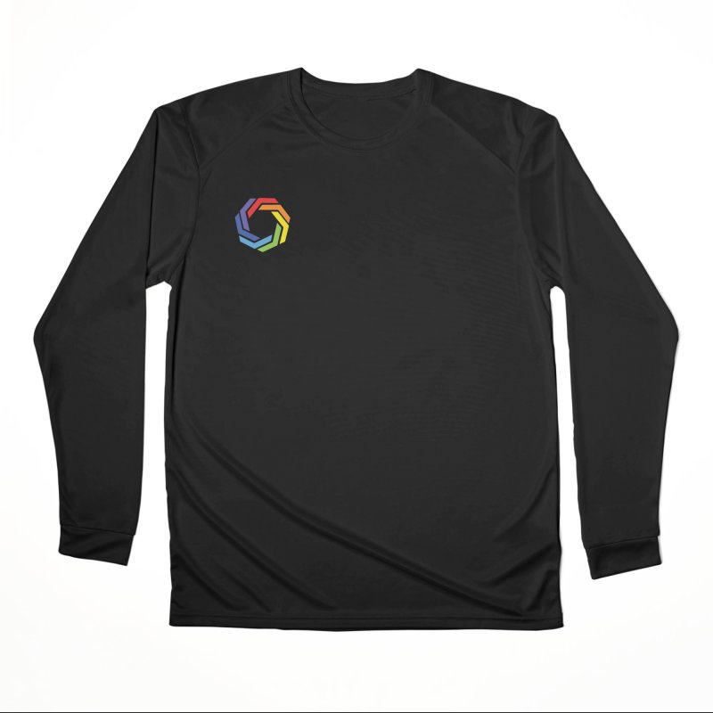 Horizontal Logo Women's Performance Unisex Longsleeve T-Shirt by Autistic Self Advocacy Network Shop
