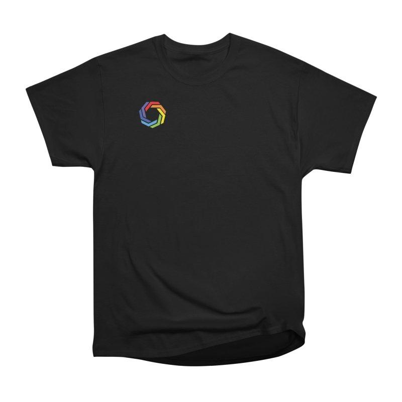 Horizontal Logo Women's Heavyweight Unisex T-Shirt by Autistic Self Advocacy Network Shop