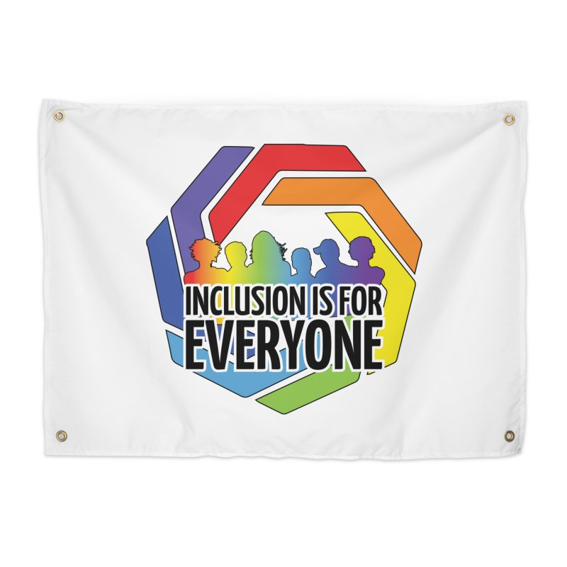 Inclusion is for Everyone Home Tapestry by Autistic Self Advocacy Network Shop