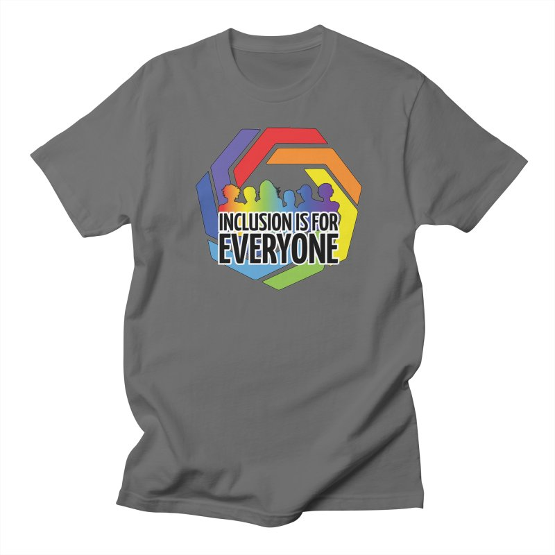 Inclusion is for Everyone Women's Regular Unisex T-Shirt by Autistic Self Advocacy Network Shop