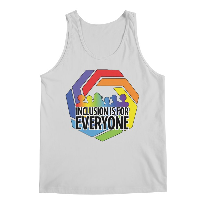 Inclusion is for Everyone Men's Regular Tank by Autistic Self Advocacy Network Shop